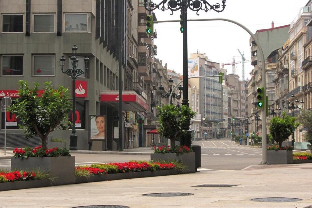 Calle Policarpo Sanz
